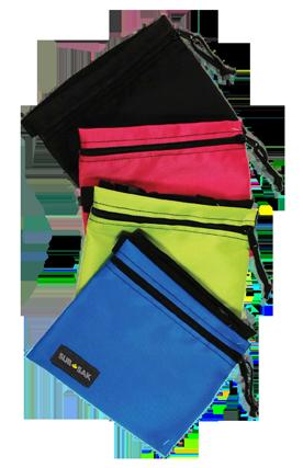 SUBSAK Nylon Waist Pack